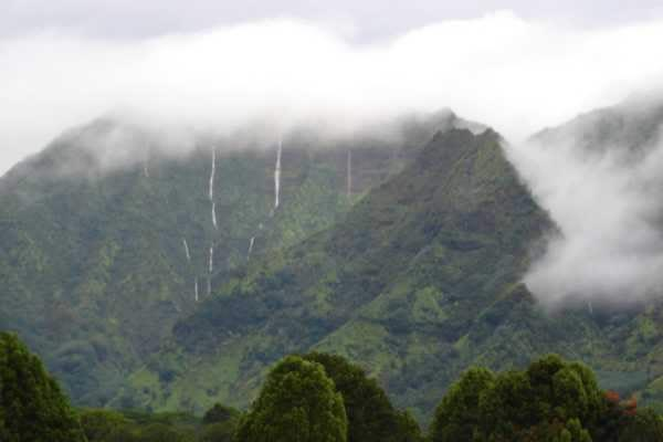 Makaleha Waterfalls