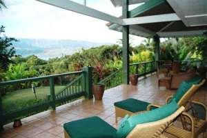 Princeville Bali Hai Views