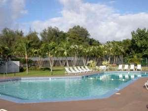 Banyan Harbor Pool with Ocean views