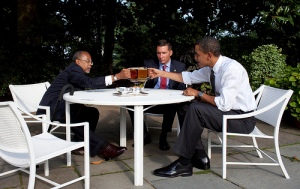 Beer Summit at White House